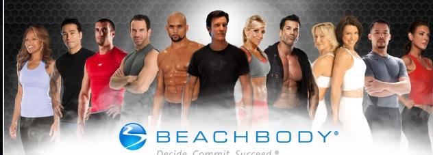 Beachbody banner